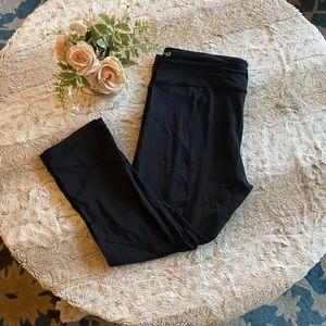 LULULEMON super soft crop leggings size 12 yoga